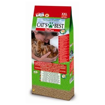 CATS BEST ECO PLUS 40L
